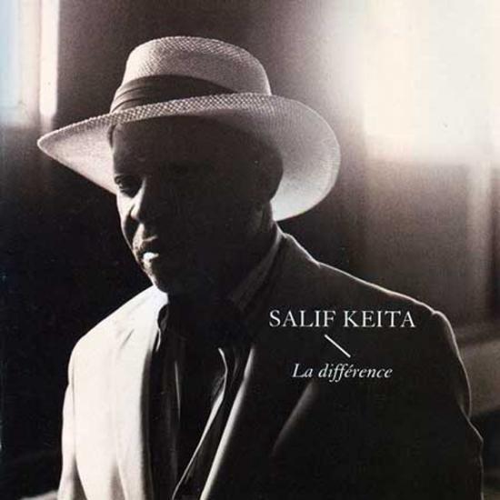 Salif Keita: La Difference Prijs: € 19.50
