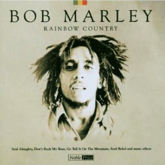 Bob Marley &The Wailers: Rainbow Country Prijs: € 5.00