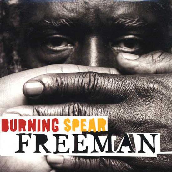 Burning Spear: Freeman Prijs: € 9.50