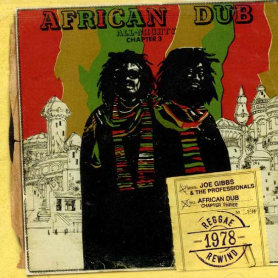 Joe Gibbs: African Dub 3 Prijs: € 14.50