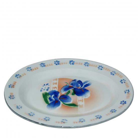 ovale schaal 35 x 26 cm  Prijs: € 4.50