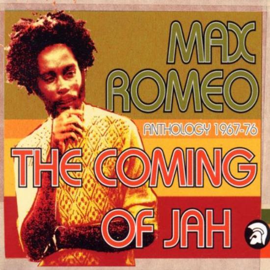 Max Romeo: Coming Of Jah Prijs: € 14.50