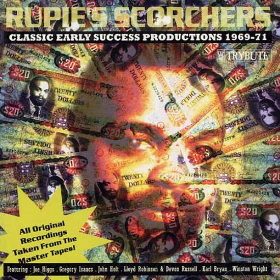 Rupie Edwards: Rupie\\\'s Scorchers Prijs: € 14.50