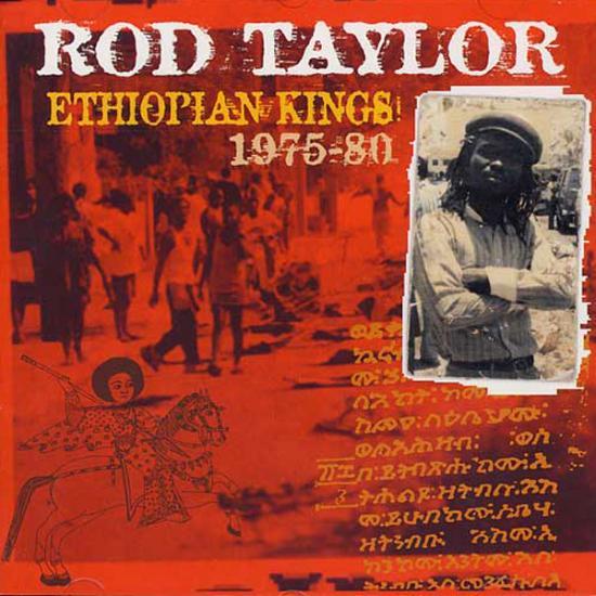 Rod Taylor: Ethiopian Kings Prijs: € 14.50
