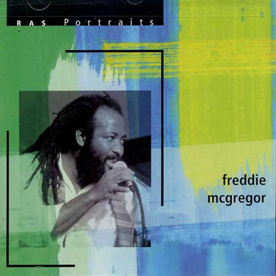 Freddie McGregor: Ras Portrait Prijs: € 7.00