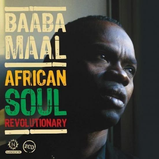 Baaba Maal: African Soul Revolutionary Prijs: € 12.50