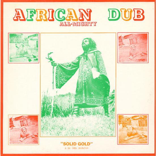 Joe Gibbs: African Dub Prijs: € 14.50