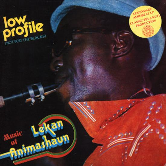 Lekan Animashaun & Tunde Williams: Low Profile & Mr. Big Mouth