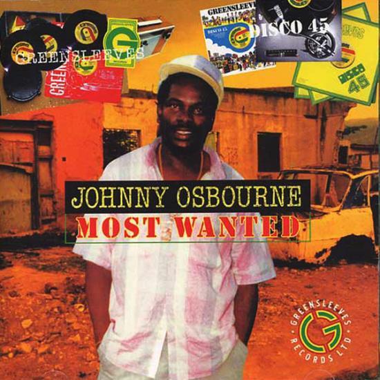 Johnny Osbourne: Most Wanted Prijs: € 14.50