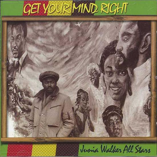Junia Walker: Get Your Mind Right Prijs: € 5.00