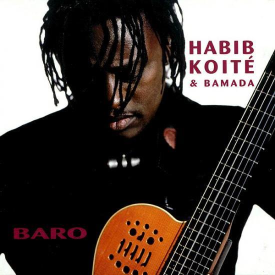 Habib Koite: Baro Prijs: € 19.50
