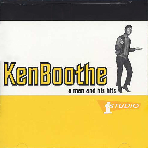 Ken Boothe: A Man And His Hits Prijs: € 14.50