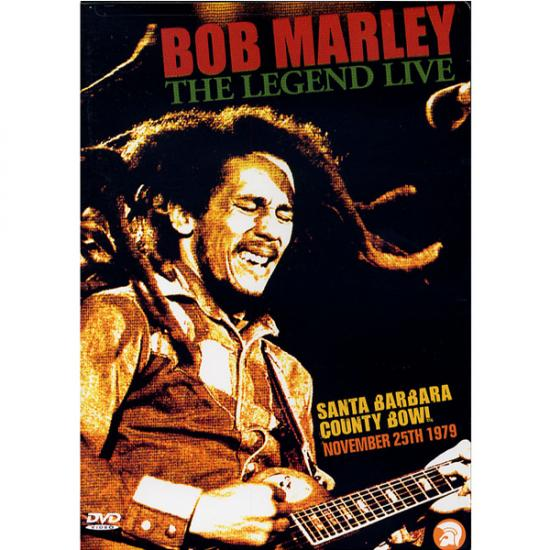 Bob Marley & The Wailers: Live At Santa Barbara County Bowl Prijs: € 18.50