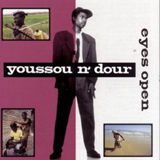 Youssou N'Dour: Eyes Open Prijs: € 8.50