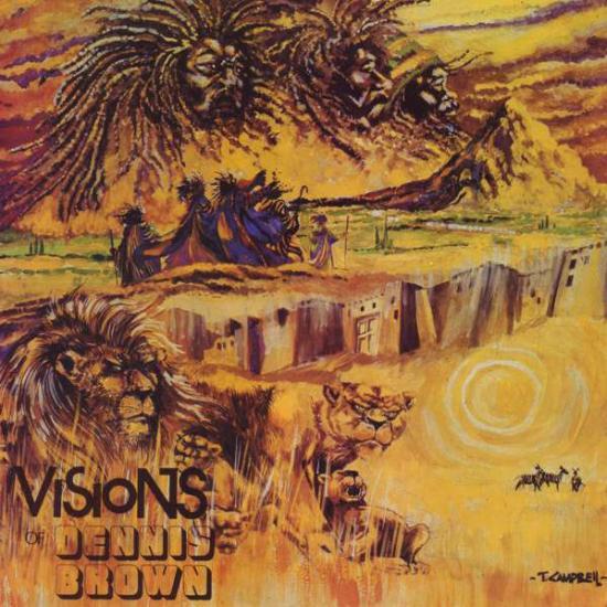 Dennis Brown: Visions Prijs: € 16.00