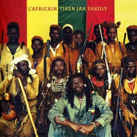 Tiken Jah Fakoly: L Africain  Prijs: € 14.50