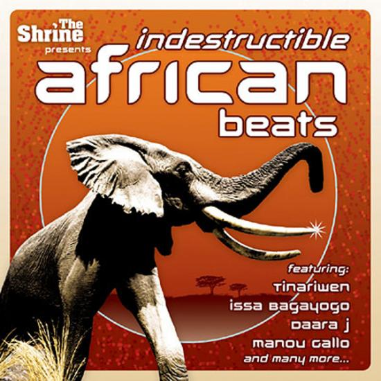 Various Artists: Indestructable African Beats Prijs: € 9.50