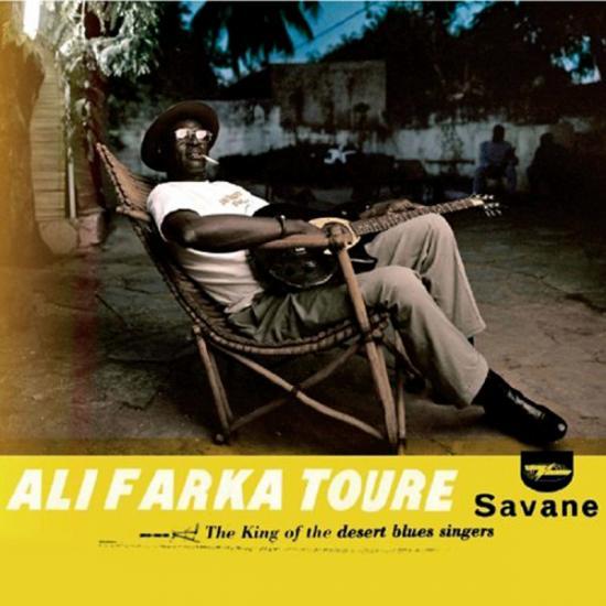 Ali Farka Toure: Savane Prijs: € 18.00
