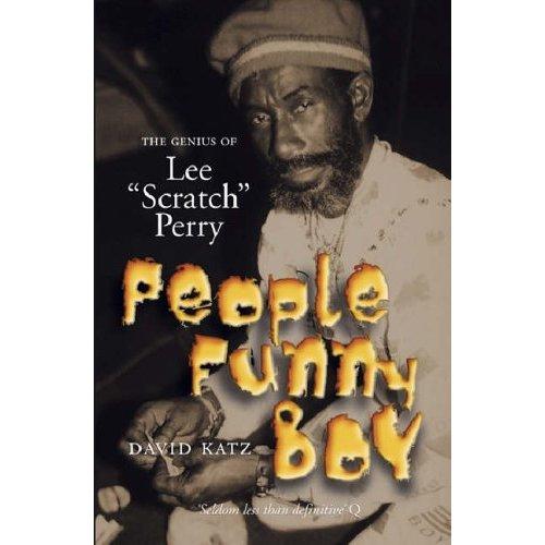 People Funny Boy  David Katz Omnibus Press, 2006, 542 blz. Prijs: € 16.50