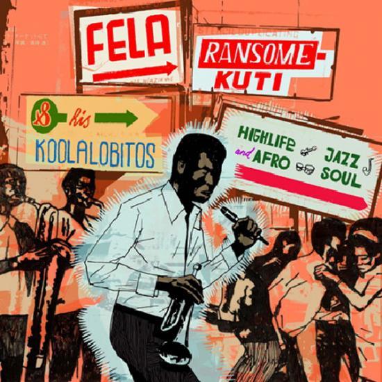Fela Kuti: Lagos Baby 1963-1969 2-cd Prijs: € 17.00