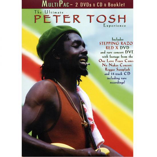 Peter Tosh: The Ultimate Experience Prijs: € 34.50