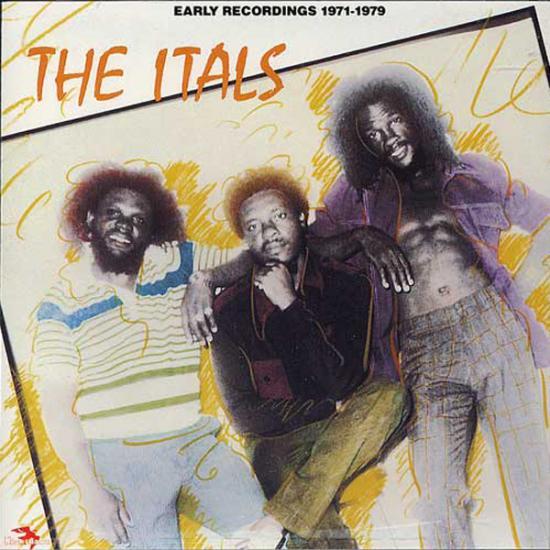 Itals: Early Recordings 1971-1979 Prijs: € 14.50