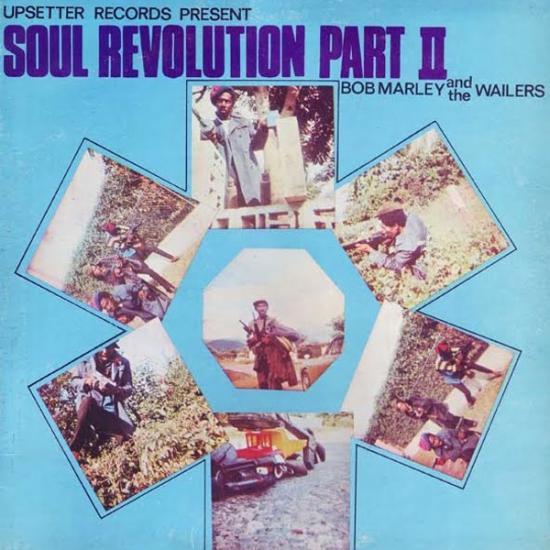 Bob Marley &The Wailers: Soul Revolution Prijs: € 9.50