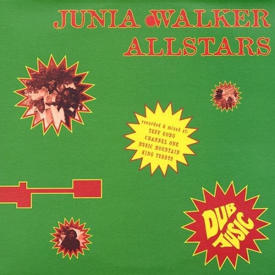 Junia Walker: Dub Jusic Prijs: € 5.00
