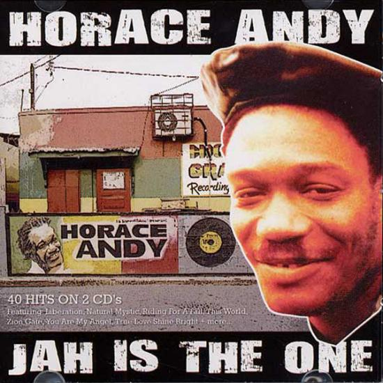 Horace Andy: Jah Is The One (2-cd) Prijs: € 14.50
