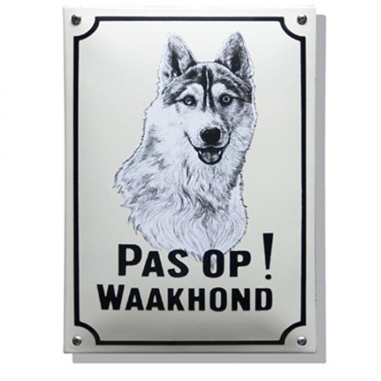 Husky WH07 20X30cm Prijs: € 42.50