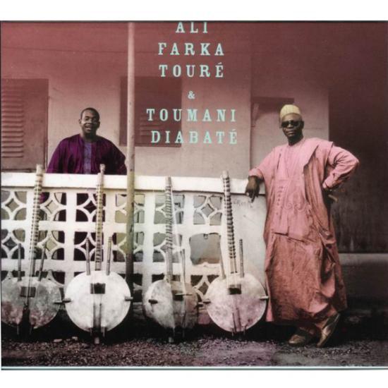 Toumani Diabate & Ali Farka Toure Prijs: € 19.50