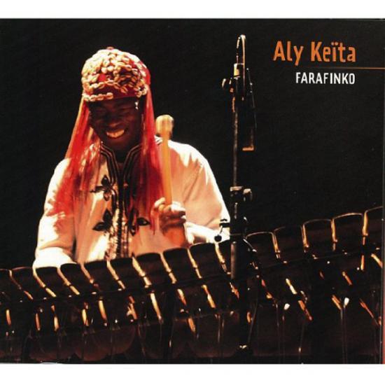 Aly Keita: Farafinko Prijs: € 18.50