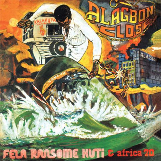 Fela Kuti: Alagbon Close - Why Black Man Dey Suffer Prijs: € 14.50