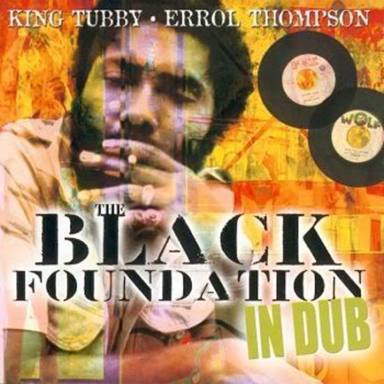 King Tubby: Black Foundation Dub dubs van Jack Ruby producties Prijs: € 14.50