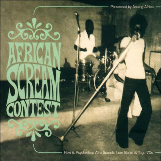 Various Artists: African Scream Contest Prijs: € 19.50