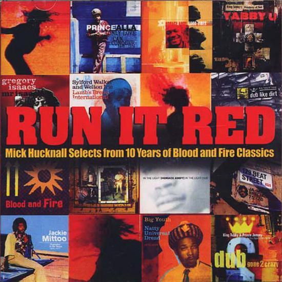 Various Artists: Run It Red Prijs: € 9.50