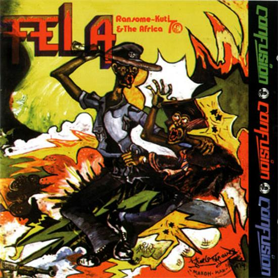 Fela Kuti: Confusion - Gentleman Prijs: € 14.50