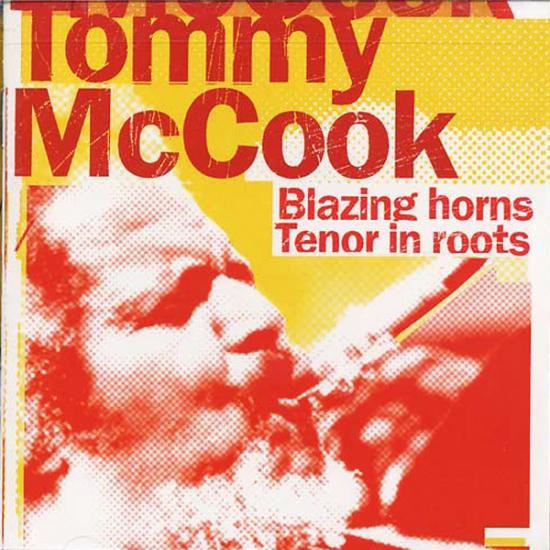 Tommy McCook & Bobby Ellis: Blazing Horns Prijs: € 14.50