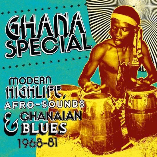 Various Artists: Ghana Special Prijs: € 22.00