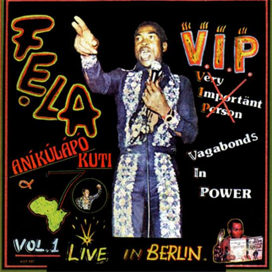 Fela Kuti: Vagabonds In Power - Authority Stealing Prijs: € 14.50