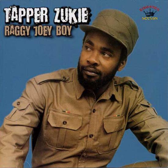 Tapper Zukie: Raggy Joey Boy Prijs: € 16.00