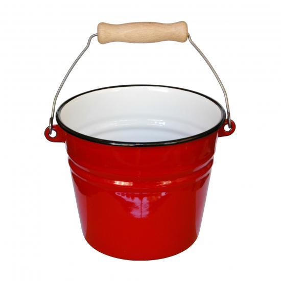 rood- 2,1 liter Ø 16 cm hoogte: 14 cm Prijs: € 12.50