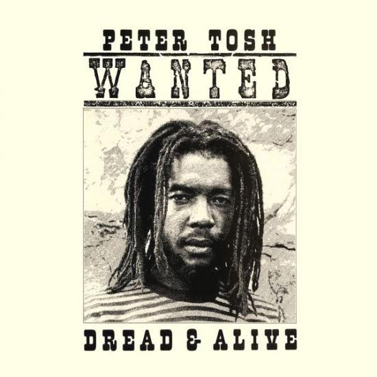 Peter Tosh: Wanted Dread & Alive Prijs: € 11.50