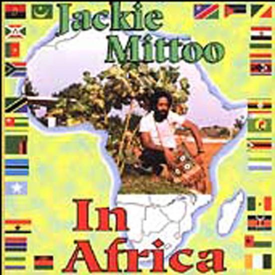 Jackie Mittoo: In Africa  Prijs: € 14.50
