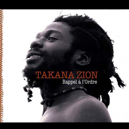 Takana Zion: Rappel A L'Ordre Prijs: € 16.00