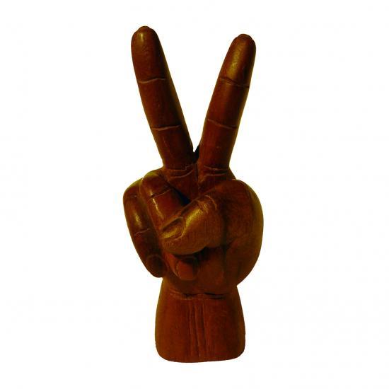 peace hand- Ghana Prijs: € 24.50