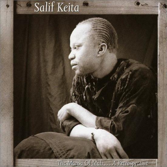 Salif Keita: The Mansa Of Mali Prijs: € 7.00