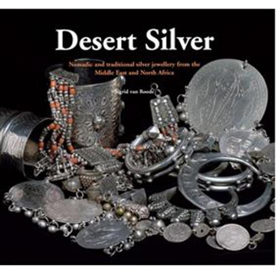 Desert Silver Sigrid van Roode KIT Publishers Prijs: € 19.50
