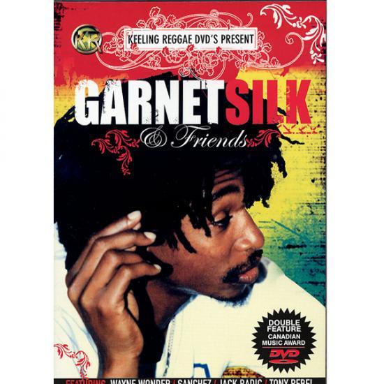 Garnett Silk & Friends Prijs: € 14.50