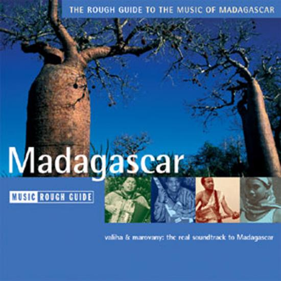 Various Artists: Rough Guide To Madagascar Prijs: € 12.50